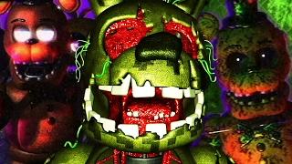 getlinkyoutube.com-FINDING THE PURPLE MANS SECRET KEY || FNAF Final Hours (FREE ROAM Five Nights at Freddys)