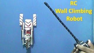 getlinkyoutube.com-How to make a RC climbing robot