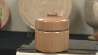 getlinkyoutube.com-2014-09-11 Steve Mellott - Turning an End Grain Box