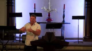 getlinkyoutube.com-Terry Bennett - Holy Spirit Reign Part 4 - Fisher of Men