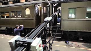 getlinkyoutube.com-Scorpio Telescopic Camera Crane: Train Scene