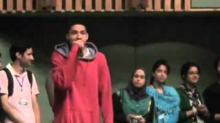 getlinkyoutube.com-MC Kash Live: One young Kashmir(akh ta akh gayi kah)(Official video)