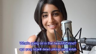 getlinkyoutube.com-All of Me - John Legend Cover (Luciana Zogbi) Indonesia sub - Semua saya