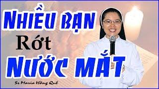 getlinkyoutube.com-Phút Hồi Tâm -Nữ tu Hồng Quế làm nhiều cặp rơi Nước Mắt