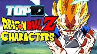 getlinkyoutube.com-TOP 10 Dragon Ball Characters (DB & DBZ)
