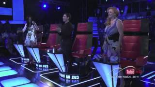 getlinkyoutube.com-The Voice - Amazing blind auditions that surprised the judges