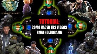 getlinkyoutube.com-Como hacer videos para piramide holografica e i3DG (TUTORIAL)
