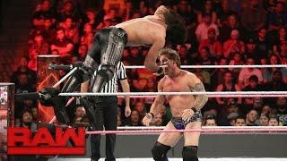 Seth Rollins vs. Chris Jericho: Raw, Oct. 17, 2016