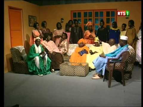 Théâtre Sénégalais - Malick Ndiaye fara thial thial