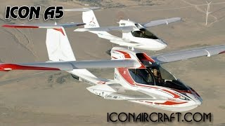 getlinkyoutube.com-ICON A5, Icon Aircraft Pilot Report and A 5 Aircraft Review.