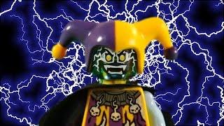 getlinkyoutube.com-LEGO NEXO KNIGHTS - LIGHTNING JESTRO ATTACK