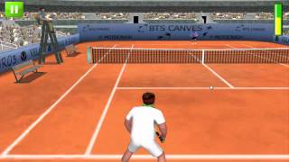 Tennis 3D - Unity Sport Game, HD