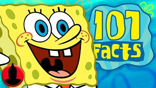 getlinkyoutube.com-107 SpongeBob SquarePants Facts YOU Should Know! (ToonedUp #37) @ChannelFred