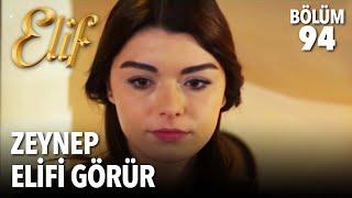 getlinkyoutube.com-Zeynep Selim'in yanında Elif'i görür (94.Bölüm Son Sahne)