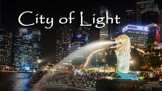 getlinkyoutube.com-Timelapse - Singapore, City of Light (in 4K! UltraHD)