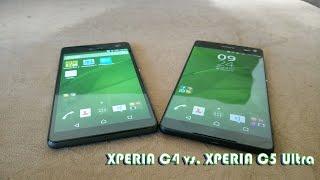 getlinkyoutube.com-Xperia C4 vs. Xperia C5 Ultra