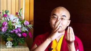 getlinkyoutube.com-How to Meditate (1 of 2) ~ Mingyur Rinpoche talks about the essence of meditation