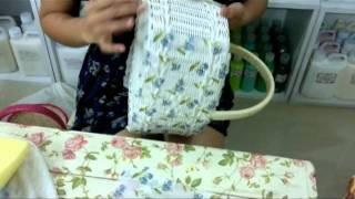 getlinkyoutube.com-Napkin : Wrap & Patch เทคนิคการต่อลาย