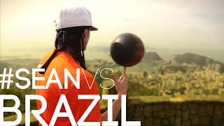 getlinkyoutube.com-CRAZY Street Soccer Moves Séan GARNIER vs Brazil / @Seanfreestyle