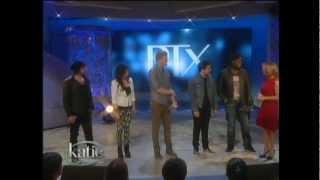 """getlinkyoutube.com-Pentatonix - """"Top Tunes of 2012 Medley"""" LIVE on Katie Couric"""