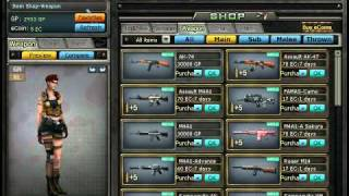 getlinkyoutube.com-CrossFire Philippines : Capt. _-KITOTSKI-_ Storage , Item Shop and Mega Lotto shops