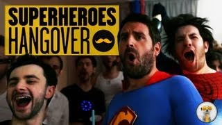 SURICATE - The Superheroes Hangover