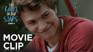 "getlinkyoutube.com-The Fault In Our Stars | ""Grenade"" Clip [HD] 