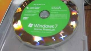 getlinkyoutube.com-「Windows7」昨日に続き二台目をインストールしました(*^_^*)