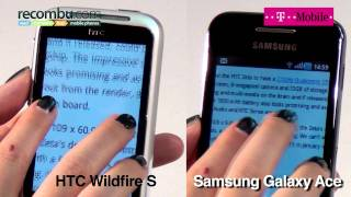 getlinkyoutube.com-HTC Wildfire S Vs Samsung Galaxy Ace video comparison