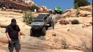 getlinkyoutube.com-Diesel Sellerz 6 door Mega Cab Ram takes on MOAB