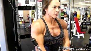 getlinkyoutube.com-Femcepsfan's  Female Bodybuilding Tribute
