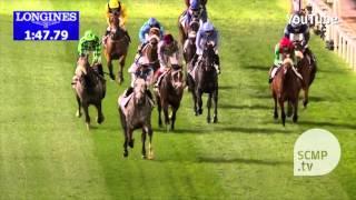 getlinkyoutube.com-Top 10 Moments In Horse Racing In 2015
