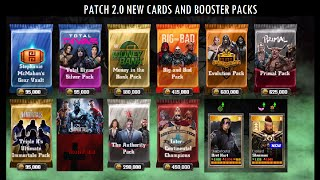 getlinkyoutube.com-WWE Immortals - Patch 2.0 and how to get Sharpshooter Bret Hart and Evolved Sheamus, New Packs