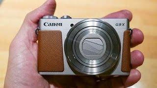 getlinkyoutube.com-Canon PowerShot G9 X Hands On Reviews     Features,Specs 20.2MP  1-inch Sensor Boost