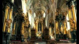 getlinkyoutube.com-Lezajsk - XVII ct pipe organ - J.S. Bach Concerto in A minor BWV 593