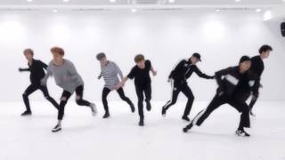 getlinkyoutube.com-BTS 'Blood Sweat & Tears' mirrored Dance Practice