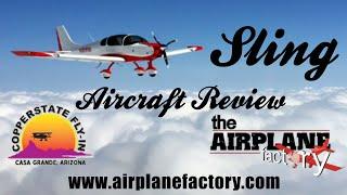 getlinkyoutube.com-Sling Light Sport Aircraft Review, Copperstate Fly In Casa Grande Arizona