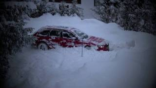 getlinkyoutube.com-AUDI EN SNEEUW, NO PROBLEM!