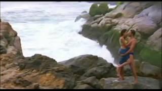getlinkyoutube.com-Mallika Sherawat and Himanshu Malik Kissing Scene - Khwahish - Hot Kissing Scene on beach