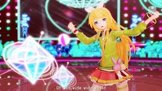 RIN Kagamine - SATISFACTION - Project DIVA X Cover #40