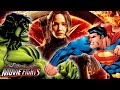Which Superhero Wins The Hunger Games? - MOVIE FIGHTS!