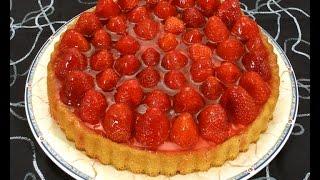 getlinkyoutube.com-Brza torta od jagoda - Fini recepti