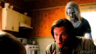 "getlinkyoutube.com-Dean calling Sam ""Sammy"" [Season 9; all Scenes]"