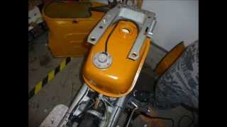 getlinkyoutube.com-Simson Schwalbe Revival Projekt 2012