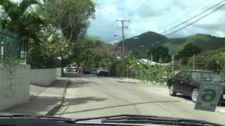 getlinkyoutube.com-Driving Tortola,BVI Part 2