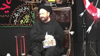 getlinkyoutube.com-5th Muharram 1437, 2015 Moulana Syed Fazil Hussain Moosavi Sahab Part 2