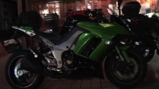 getlinkyoutube.com-美人な女性ライダー Kawasaki Ninja 650 MV AGUSTA  STRADALE 800 kawasaki・Ninja ZX-14 Kawasaki Ninja1000