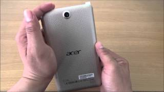 getlinkyoutube.com-Unboxing Acer Iconia Talk 7 [TH]