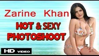 getlinkyoutube.com-Zarine Khan hottest Bikini Photoshoot | Hot Photoshoot | Bollywood Hot | Bollywood