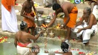 Thellipalai Thurkaiyamman Thirtham 2013